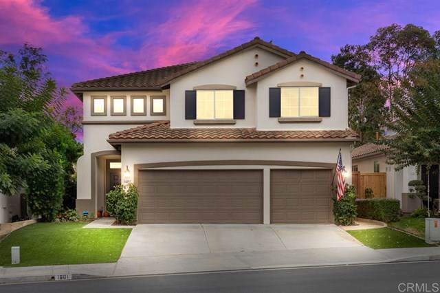 1601 Turquoise Dr, Carlsbad, CA 92011 (#190064080) :: The Ashley Cooper Team