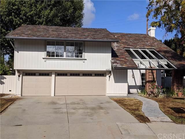 6263 Mclaren Avenue, Woodland Hills, CA 91367 (#SR19274240) :: The Danae Aballi Team