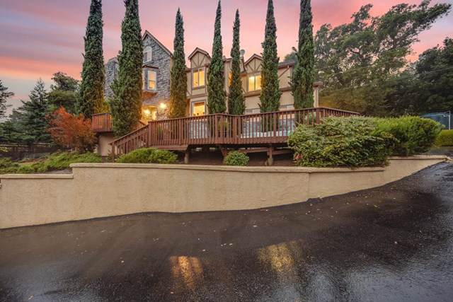 20780 Brush Road, Los Gatos, CA 95033 (#ML81776847) :: The Najar Group