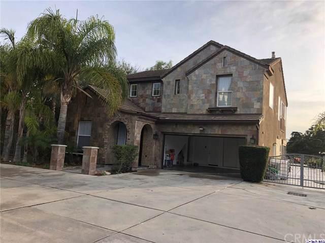 11020 Renaissance Dr Drive, Tujunga, CA 91042 (#319004825) :: Allison James Estates and Homes