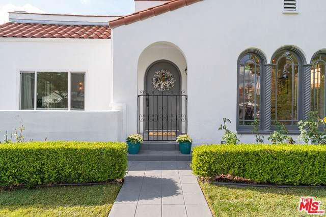 585 N Bronson Avenue, Los Angeles (City), CA 90004 (#19533810) :: Legacy 15 Real Estate Brokers