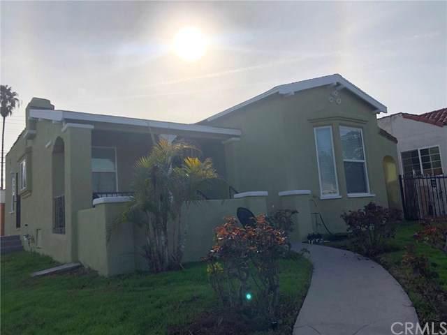 600 W 102nd Street, Los Angeles (City), CA 90044 (#IN19276807) :: Blake Cory Home Selling Team