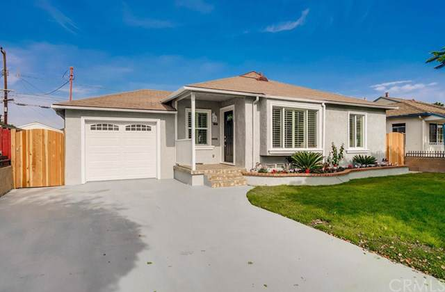 2819 W 144th Street, Gardena, CA 90249 (#IN19276811) :: Keller Williams Realty, LA Harbor