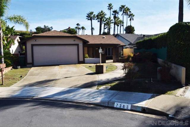 7363 Adios Court, San Diego, CA 92119 (#190064127) :: J1 Realty Group