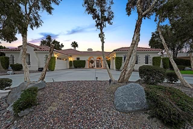 4 Calle Del Norte, Rancho Mirage, CA 92270 (#219034974PS) :: The Houston Team | Compass