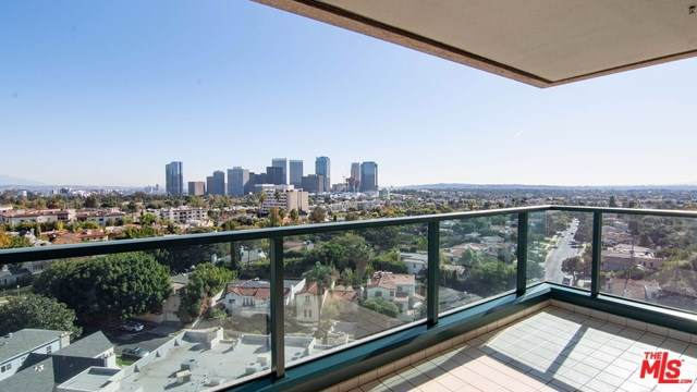 10490 Wilshire Boulevard #1004, Los Angeles (City), CA 90024 (#19535040) :: Sperry Residential Group