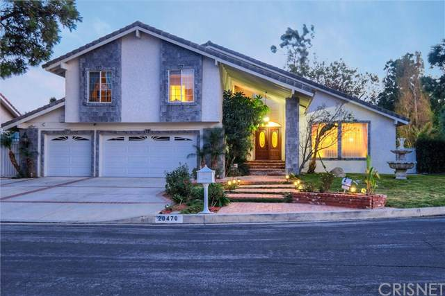 20470 Nashville Street, Chatsworth, CA 91311 (#SR19275404) :: Allison James Estates and Homes
