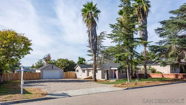 1360 Wenatchee Ave, El Cajon, CA 92021 (#190064194) :: OnQu Realty