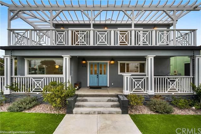 618 W 40th Street, San Pedro, CA 90731 (#SB19274676) :: Millman Team