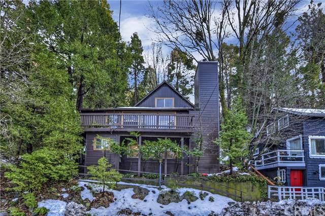 23949 Scenic Drive, Crestline, CA 92325 (#EV19277070) :: Legacy 15 Real Estate Brokers