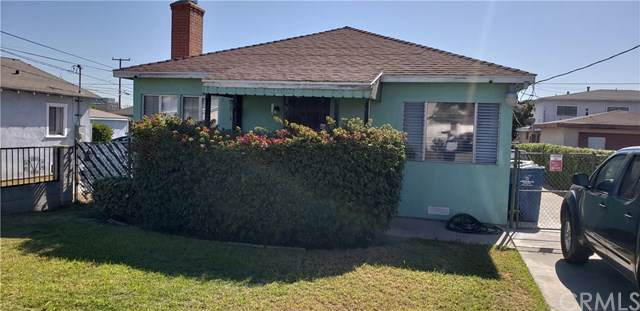 3312 W 109th Street, Inglewood, CA 90303 (#DW19276417) :: The Laffins Real Estate Team