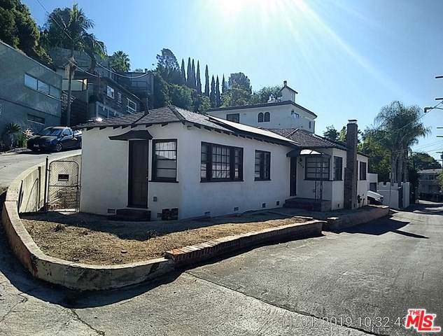 8068 Fareholm Drive, Los Angeles (City), CA 90046 (#19534418) :: Sperry Residential Group