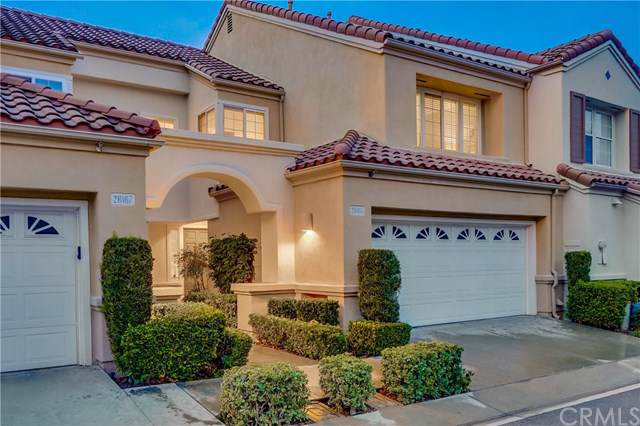 26163 Pavillion, Mission Viejo, CA 92692 (#OC19274234) :: Legacy 15 Real Estate Brokers