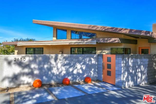 2650 N Junipero Avenue, Palm Springs, CA 92262 (#19535170) :: EXIT Alliance Realty
