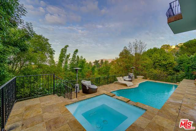 7317 Caverna Drive, Los Angeles (City), CA 90068 (#19533834) :: Sperry Residential Group