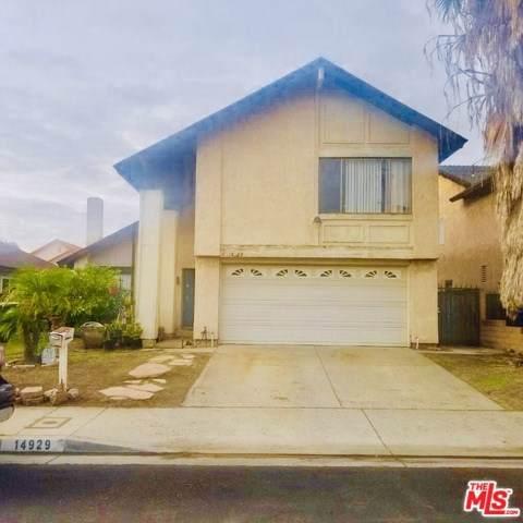 14929 Simonds Street, MHL - Mission Hills, CA 91345 (#19535128) :: Twiss Realty
