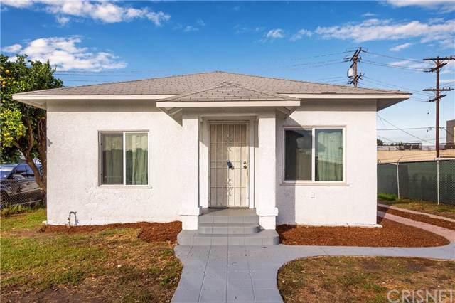 1219 E Arlington Street, Compton, CA 90221 (#SR19276873) :: RE/MAX Empire Properties