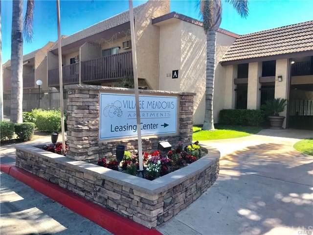 801 S Lyon Street A227, Santa Ana, CA 92705 (#PW19276596) :: The Danae Aballi Team