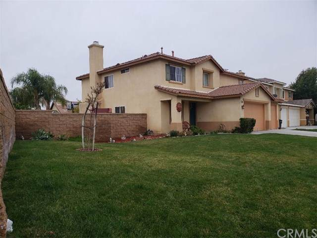 355 Sun Flower Lane, San Jacinto, CA 92582 (#IG19277260) :: Allison James Estates and Homes