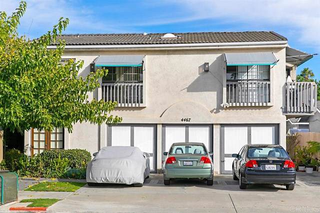 4467 Campus Ave #3 #3, San Diego, CA 92116 (#190064261) :: OnQu Realty