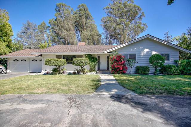 9 Hollins Drive, Santa Cruz, CA 95060 (#ML81776921) :: Rogers Realty Group/Berkshire Hathaway HomeServices California Properties