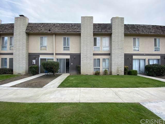 5301 Demaret Avenue #36, Bakersfield, CA 93309 (#SR19277293) :: RE/MAX Parkside Real Estate