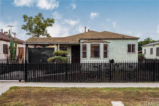 628 E 74th Street, Los Angeles (City), CA 90001 (#PW19277347) :: Rogers Realty Group/Berkshire Hathaway HomeServices California Properties