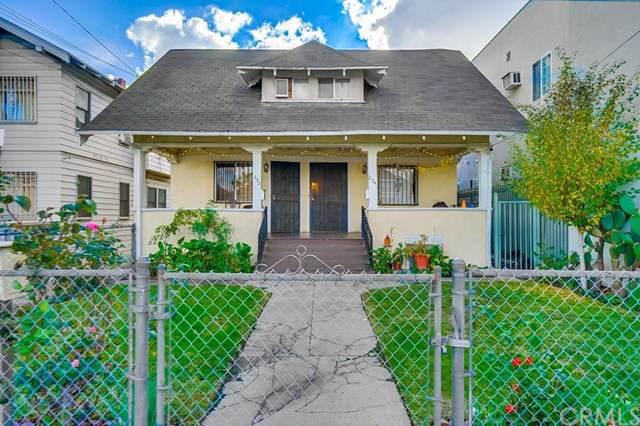 232 W 45th Street, Los Angeles (City), CA 90037 (#PW19277270) :: Twiss Realty