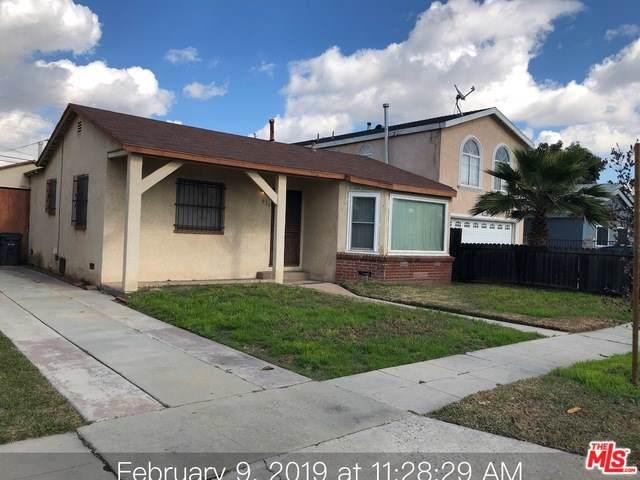 931 W 132ND Street, Compton, CA 90222 (#19535398) :: RE/MAX Empire Properties
