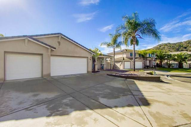 11541 Fellow Ln., Lakeside, CA 92040 (#190064312) :: OnQu Realty