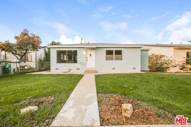 1213 Electric Street, Gardena, CA 90248 (#19532118) :: Keller Williams Realty, LA Harbor