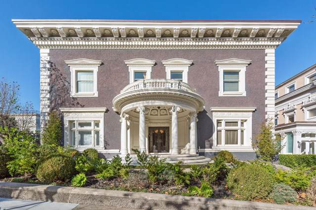 2698 Pacific Avenue, San Francisco, CA 94115 (#ML81776953) :: Sperry Residential Group