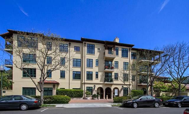 555 Byron Street #307, Palo Alto, CA 94301 (#ML81776957) :: Doherty Real Estate Group