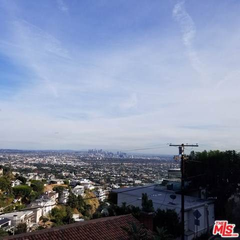 1645 Mountcrest Avenue, Los Angeles (City), CA 90069 (#19535422) :: Sperry Residential Group