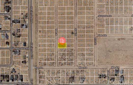 0 96th Street, California City, CA  (#CV19277604) :: EXIT Alliance Realty