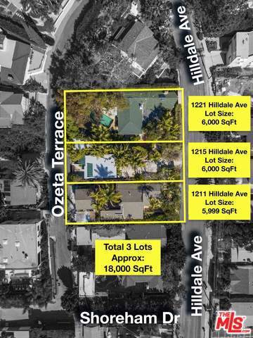 1211 Hilldale Avenue, Los Angeles (City), CA 90069 (#19535424) :: Sperry Residential Group