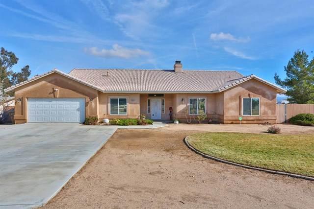 10065 Pyrite Avenue, Hesperia, CA 92345 (#520107) :: Berkshire Hathaway Home Services California Properties