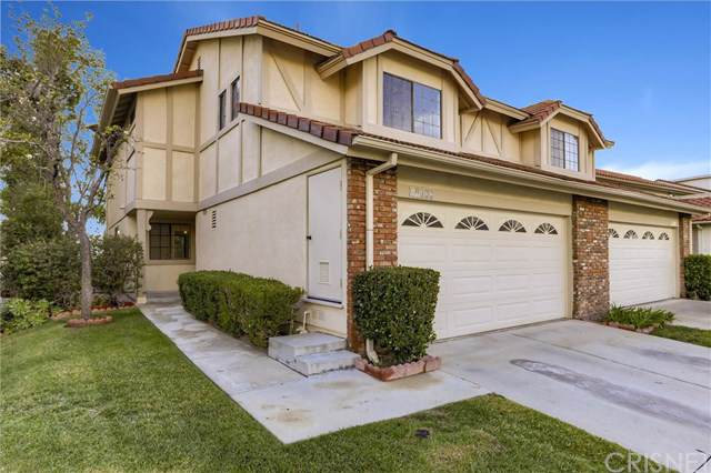 19422 Crystal Ridge Lane, Porter Ranch, CA 91326 (#SR19277157) :: Doherty Real Estate Group