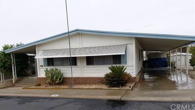 626 N Dearborn Street #46, Redlands, CA 92374 (#EV19277929) :: Allison James Estates and Homes