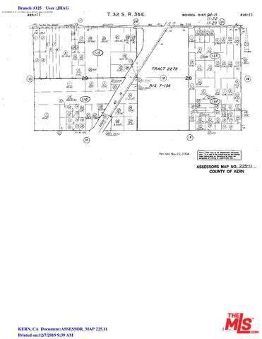 0 Apn 225-115-10-00-5, California City, CA 93501 (#19535574) :: J1 Realty Group