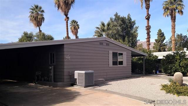 1010 Palm Canyon Dr #248, Borrego Springs, CA 92004 (#190064404) :: Sperry Residential Group