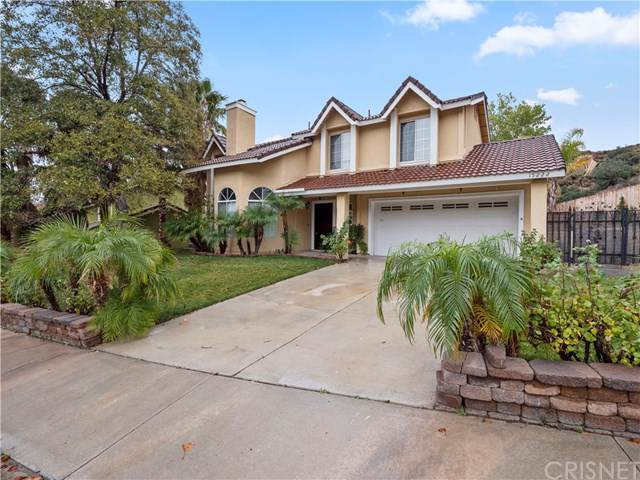 15222 Poppy Meadow Street, Canyon Country, CA 91387 (#SR19277964) :: The Brad Korb Real Estate Group