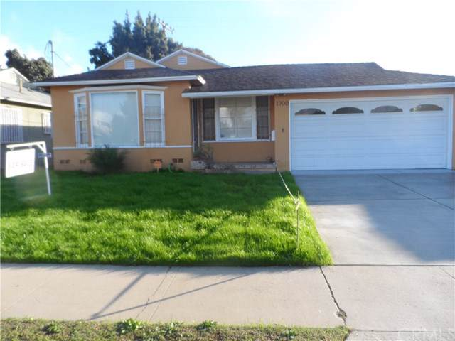 1900 W Poplar Street, Compton, CA 90220 (#IN19278000) :: Brandon Hobbs Group