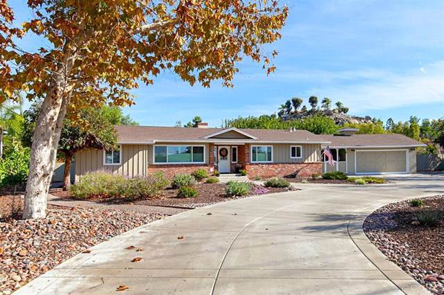 1807 Granite Hills Dr, El Cajon, CA 92019 (#190064426) :: The Ashley Cooper Team