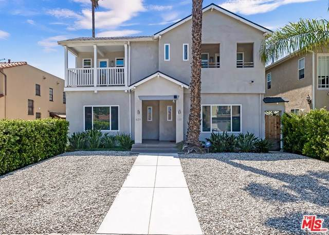 629 N Harper Avenue, Los Angeles (City), CA 90048 (#19535612) :: Rogers Realty Group/Berkshire Hathaway HomeServices California Properties