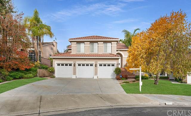 2136 Vista Del Sol, Chino Hills, CA 91709 (#TR19278072) :: Sperry Residential Group