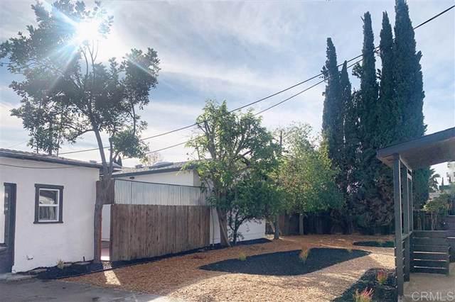 187 E E Washington Ave, El Cajon, CA 92020 (#190064437) :: Sperry Residential Group
