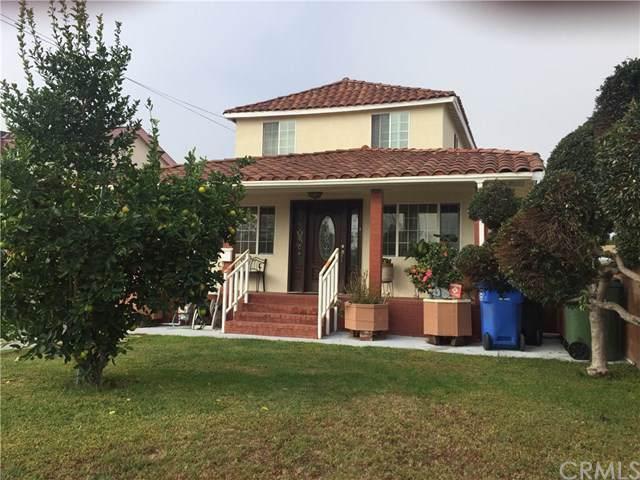 3749 Strang Avenue, Rosemead, CA 91770 (#WS19277975) :: Allison James Estates and Homes