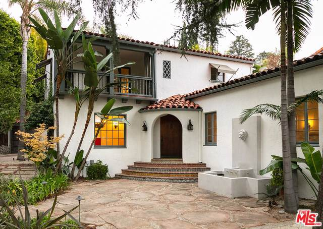 3783 Effingham Place, Los Angeles (City), CA 90027 (#19534362) :: Allison James Estates and Homes