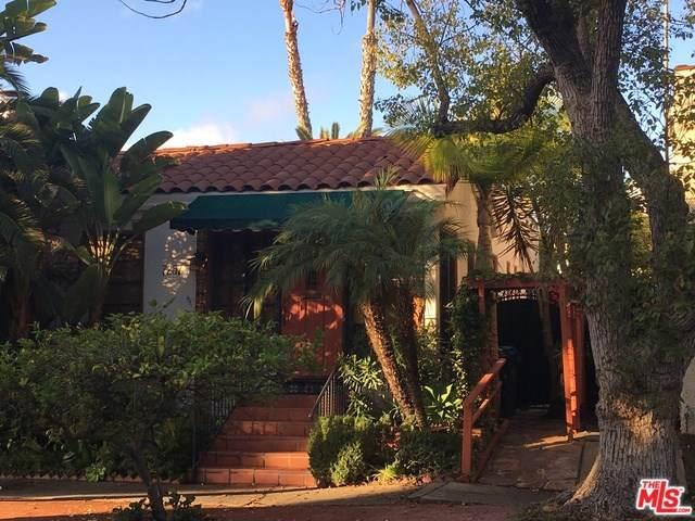 7257 Oakwood Avenue, Los Angeles (City), CA 90036 (#19535512) :: J1 Realty Group